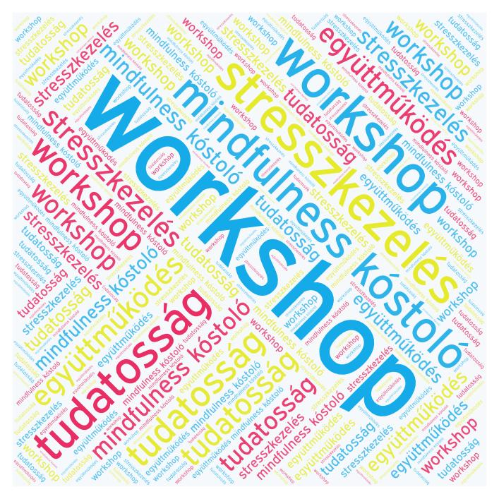 Mindfulness kóstoló, 2020. január 25. (Bp.) és 2020. február 8. (Érd)